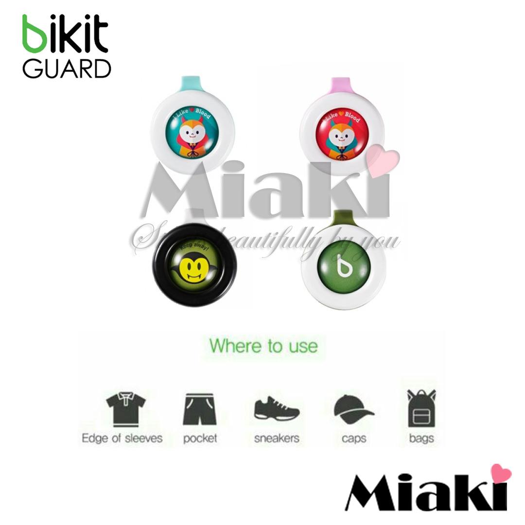 韓國Bikit Guard防蚊扣韓國主持人Running man都愛用隨機出貨*Miaki