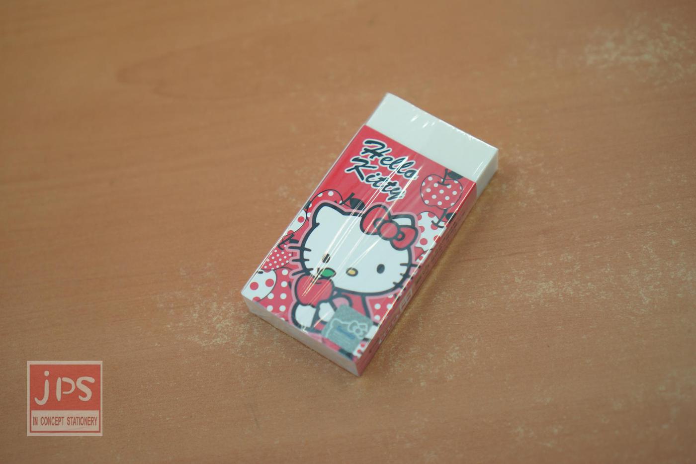 Hello Kitty 超大橡擦 橡皮擦 (蘋果)