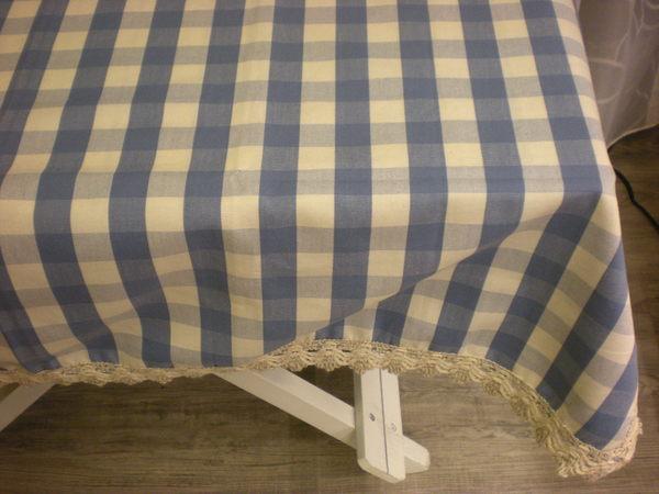正方型桌巾~W90CM*L90CM~可搭配圓桌與長方桌使用~~鄉村風
