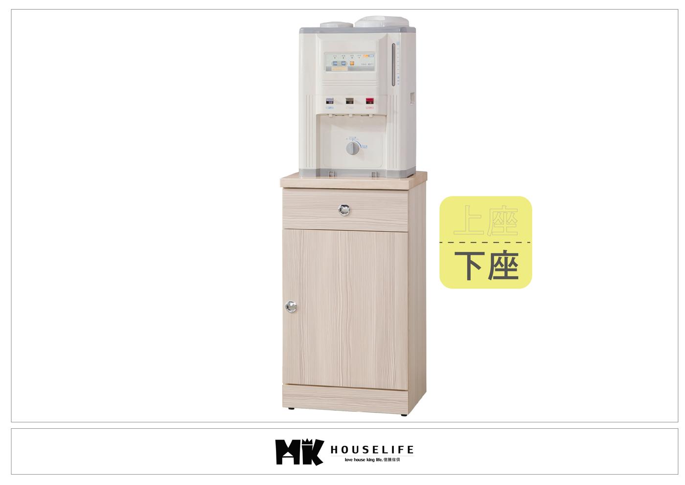 【MK億騰傢俱】BS296-05白雪杉仿石面1.5尺碗盤餐櫃