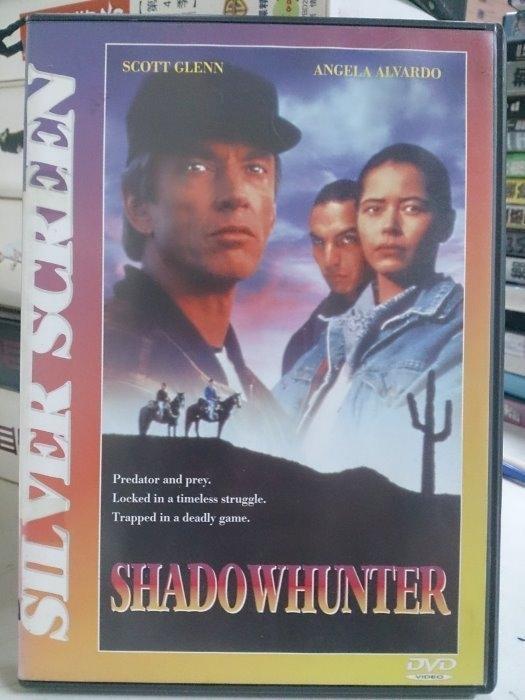 挖寶二手片-I01-029-正版DVD*電影【魔鬼獵殺】SHADOWHUNTER