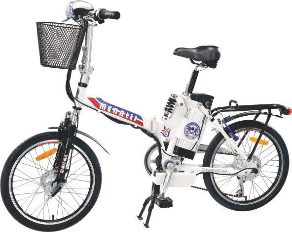 美耐力電動腳踏車,全台唯一,四連桿/折疊/變速/鋰電池  電動車(本金額已扣補助款)