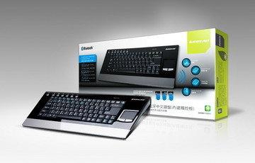 新竹超人3C IOGear一對多藍芽鍵盤內建觸控板支援藍芽HID KT IOGKBGKM611BW5