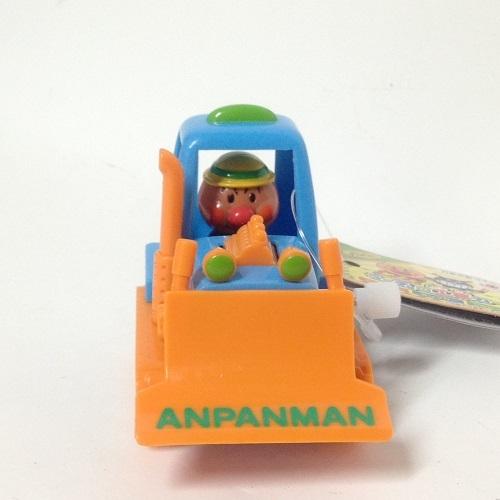 麵包超人發條車玩具推土機0461超級BABY