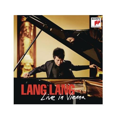 郎朗維也納音樂會現場實況雙CD附DVD豪華限量精裝版Lang Lang Live in Vienna音樂影片購