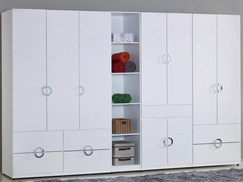 衣櫃 衣櫥 SB-548-1234 凱倫10尺衣櫃【大眾家居舘】