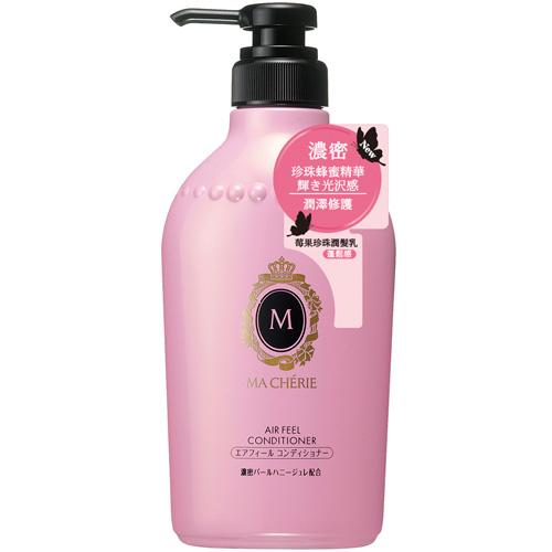 瑪宣妮莓果珍珠潤髮乳蓬鬆感450ml【愛買】