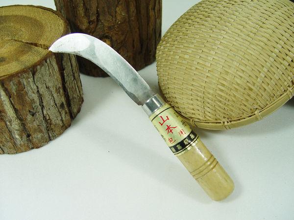 郭常喜與興達刀鋪-樂活農具- 小白菜刀 (E00059)種田,園藝的最佳好夥伴.