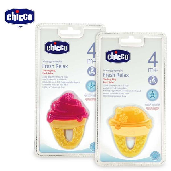 chicco冰淇淋冰凍固齒器