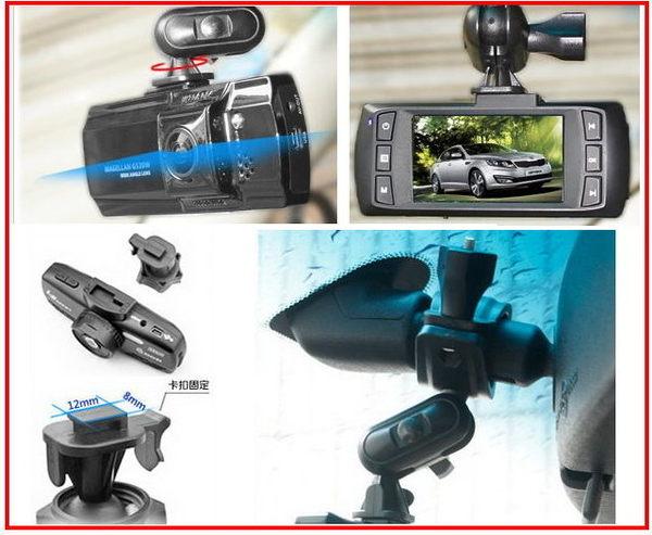 dod ls300w ls330w ls430 cr60w vrh3 ls360w ls460w後視鏡車架加長行車紀錄器支架行車記錄器快拆夾扣固定架