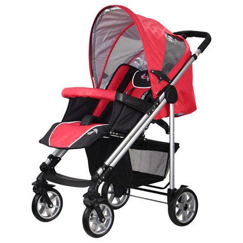 奇買親子購物網湯尼熊Tony Bear歐式秒縮嬰兒推車