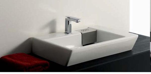 麗室衛浴方形檯上盆PT7019 65*46*13CM