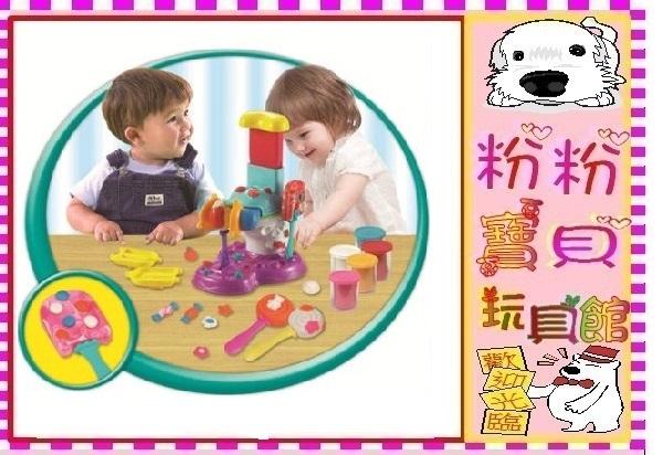 *粉粉寶貝玩具*糖果雪糕彩泥DIY玩具~糖果雪糕遊戲組~黏土DIY玩具~安全無毒