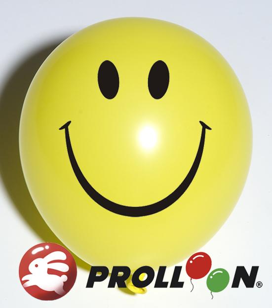 【大倫氣球】笑臉印刷氣球-10吋圓形(糖果色) 一面一色印刷氣球,慶祝生日、各種Party、歡慶派對