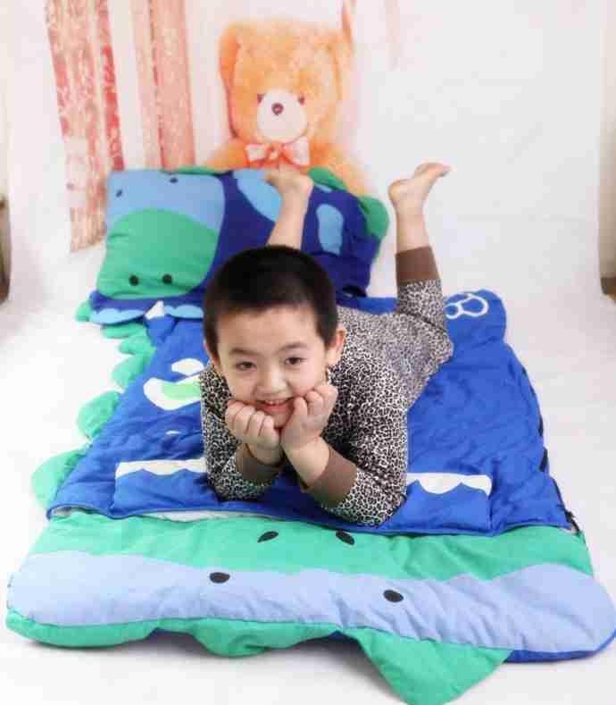韓版動物造型兒童睡袋