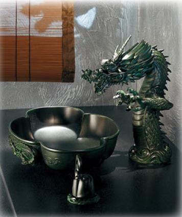 麗室衛浴日本KAKUDAI日本製造青龍出水組LS-700751