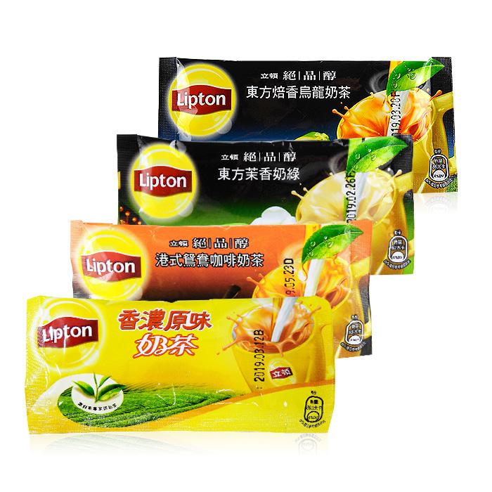 Lipton 立頓 即溶奶茶粉(隨手包) 乙包入 團購/飲品/沖泡/多款可選 ◆86小舖 ◆