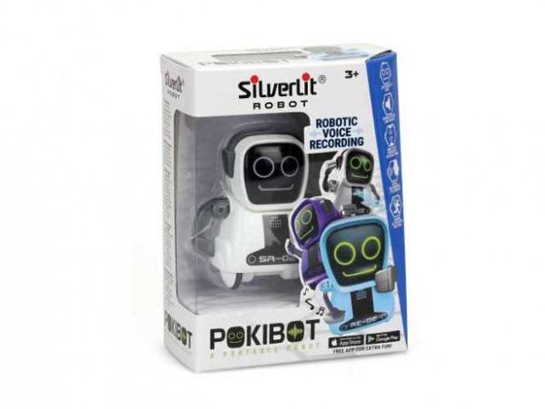 《 Pokibot 》方程式口袋機器人- 方頭 ( 顏色隨機 )╭★ JOYBUS玩具百貨