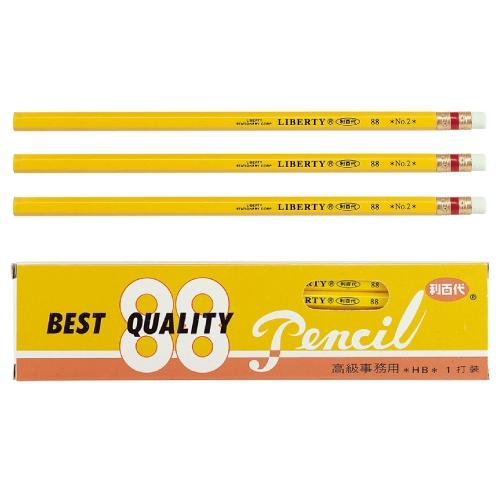 購樂通 利百代 88皮頭鉛筆