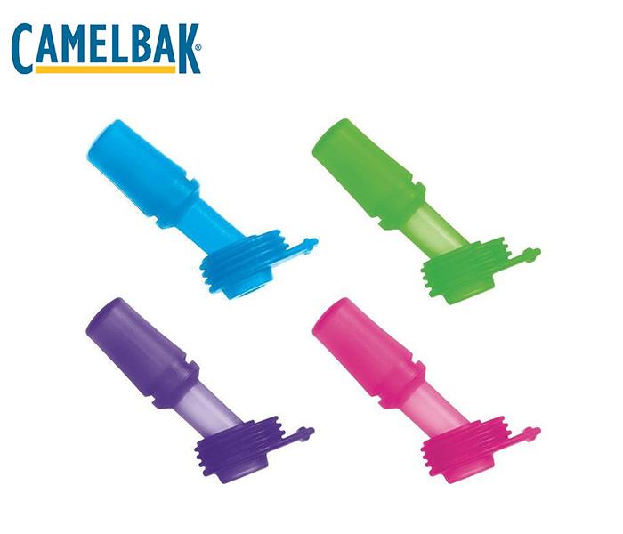 丹大戶外美國Camelbak兒童咬嘴替換組4入多色可更換咬嘴91018