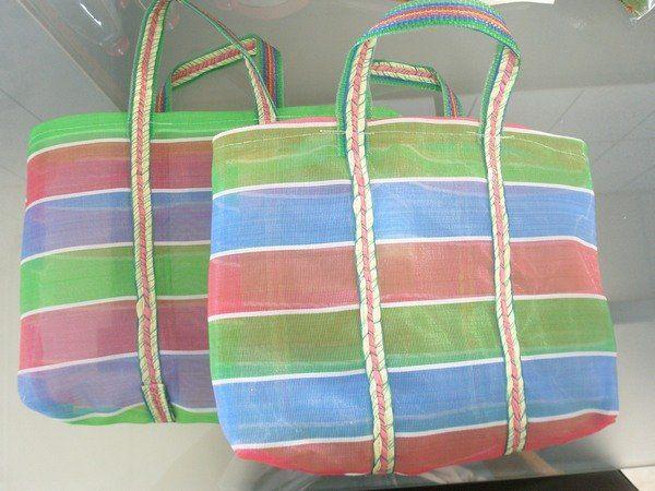 3號茄芷袋台客袋阿嬤袋阿媽手提袋尼龍手提袋復古手提袋帆布袋一個入促70