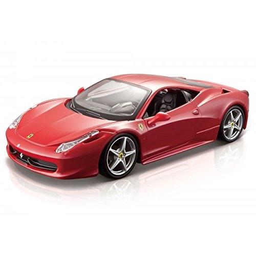 限時68折Bburago 1 24法拉利-458 SPIDER跑車模型車JOYBUS玩具百貨