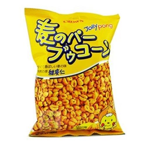 【韓國CROWN原味甜麥仁,90克/包】