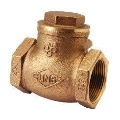 東光逆止閥 1英吋半 1-1/2 橫式逆止閥 銅逆止閥 水逆止閥 水用逆止閥