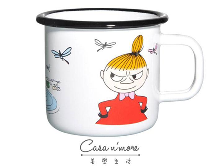 Muurla馬克杯咖啡杯琺瑯小不點250 ml