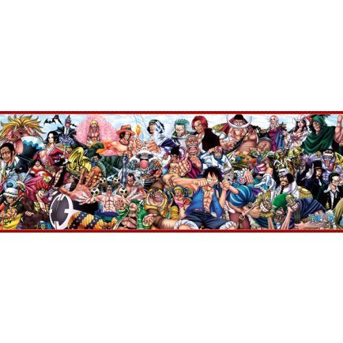 拼圖總動員PUZZLE STORY ONE PIECE CHRONICLES日系Ensky海賊王One Piece 352P橫幅