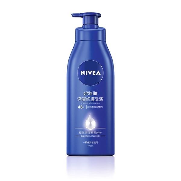 妮維雅深層修護潤膚乳液400ml康是美