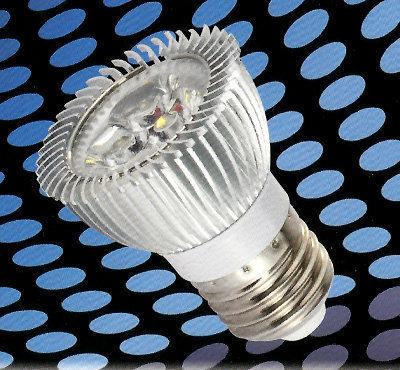 【燈王】《LED燈泡》E27燈頭 3W燈泡(白光/黃光) ☆ LED-E27-3W