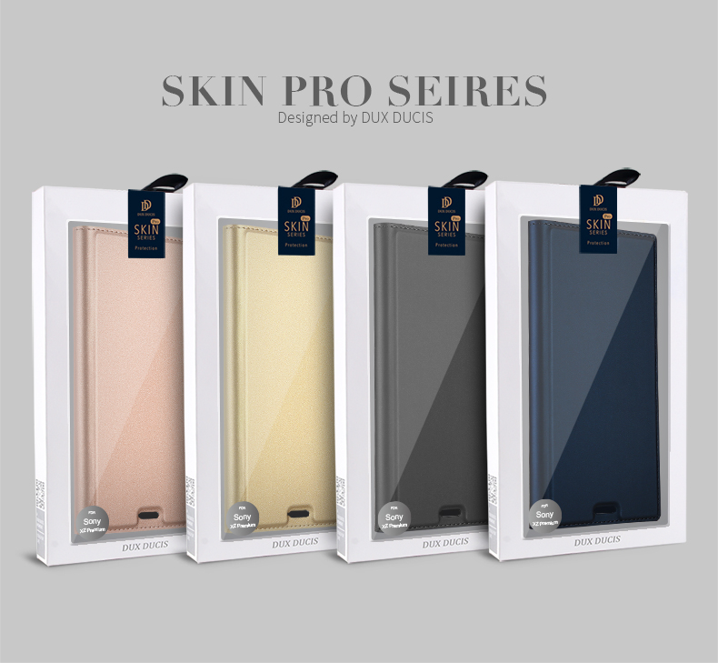 3C膜露露Sony XZ Premium G8142 E5563亮滑商務翻蓋手機殼手機套保護套保護殼