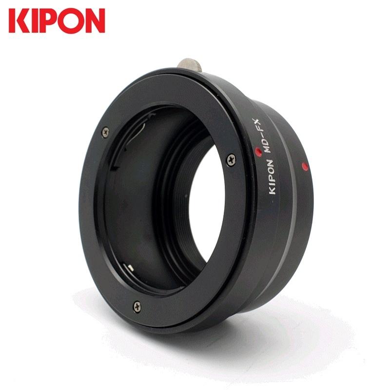 我愛買#Kipon MD轉FX鏡頭轉接環MD-X MD-FX轉接環MinoltaFujifilm接環MD轉X Md轉FX MD-XF MC-X MC-FX