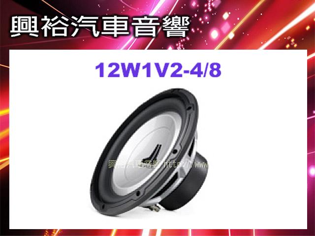 【JL】10吋重低音喇叭12W1V2-4/8*150W