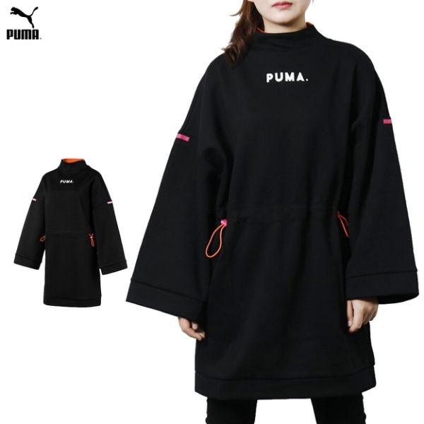 Puma FOIL女灰黑運動連帽外套科技棉夾克帽T衛衣防水拉鍊立體剪裁EV系列57023704