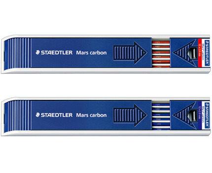 德國施德樓STAEDTLER施德樓彩色工程筆芯2mm*MS204