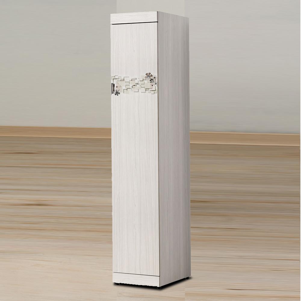 衣櫥【時尚屋】[UZ6]蜜思朵1.3尺衣櫃UZ6-70-3免運費/免組裝/台灣製/櫥櫃