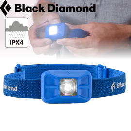 【Black Diamond 美國 Gizmo 防水LED頭燈 藍】頭燈/防水頭燈/登山/露營/620623