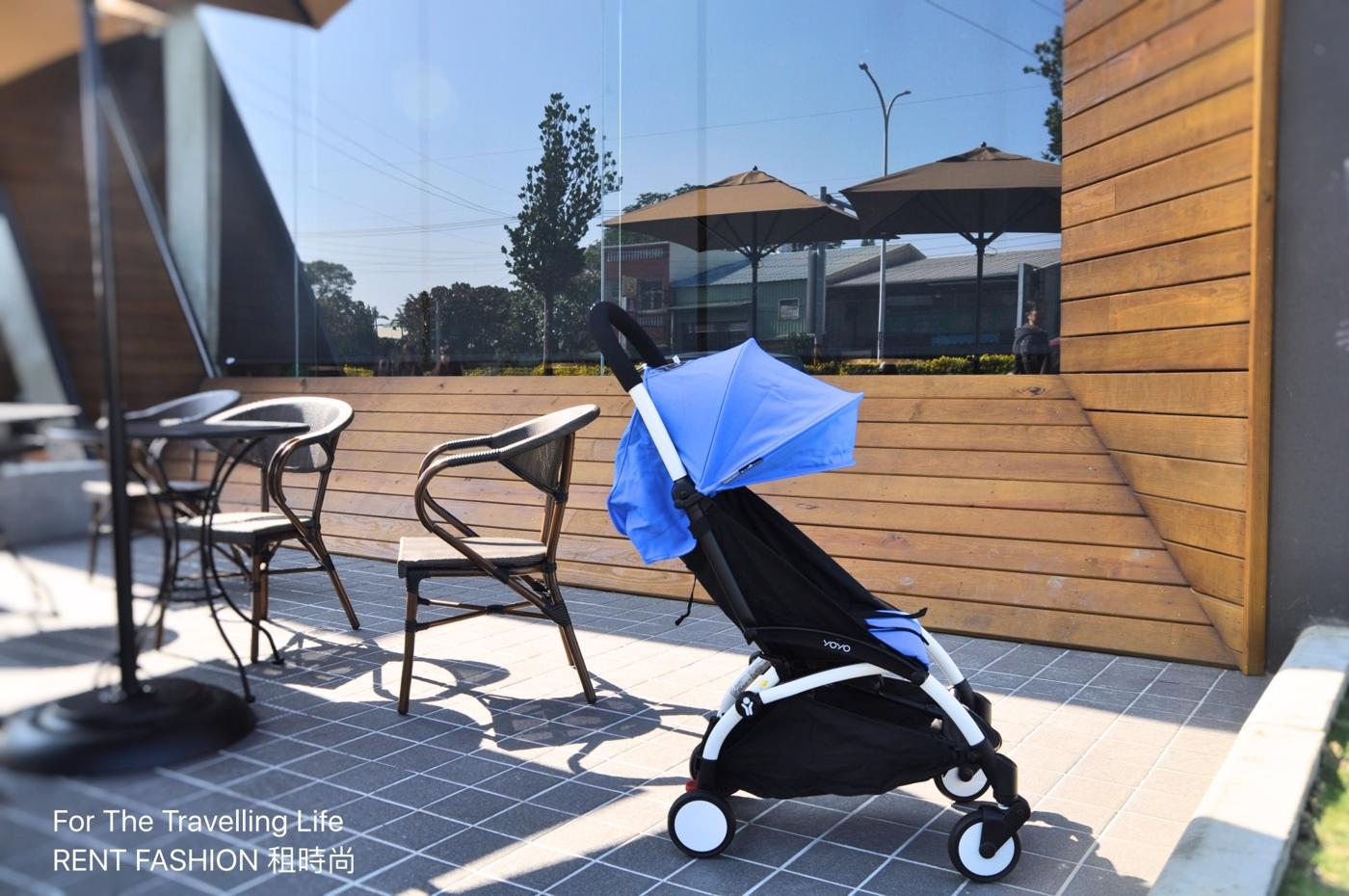 時尚品味嬰兒車出租3天日本三代口袋型推車POCKIT及yoyo新生兒時尚推車出租