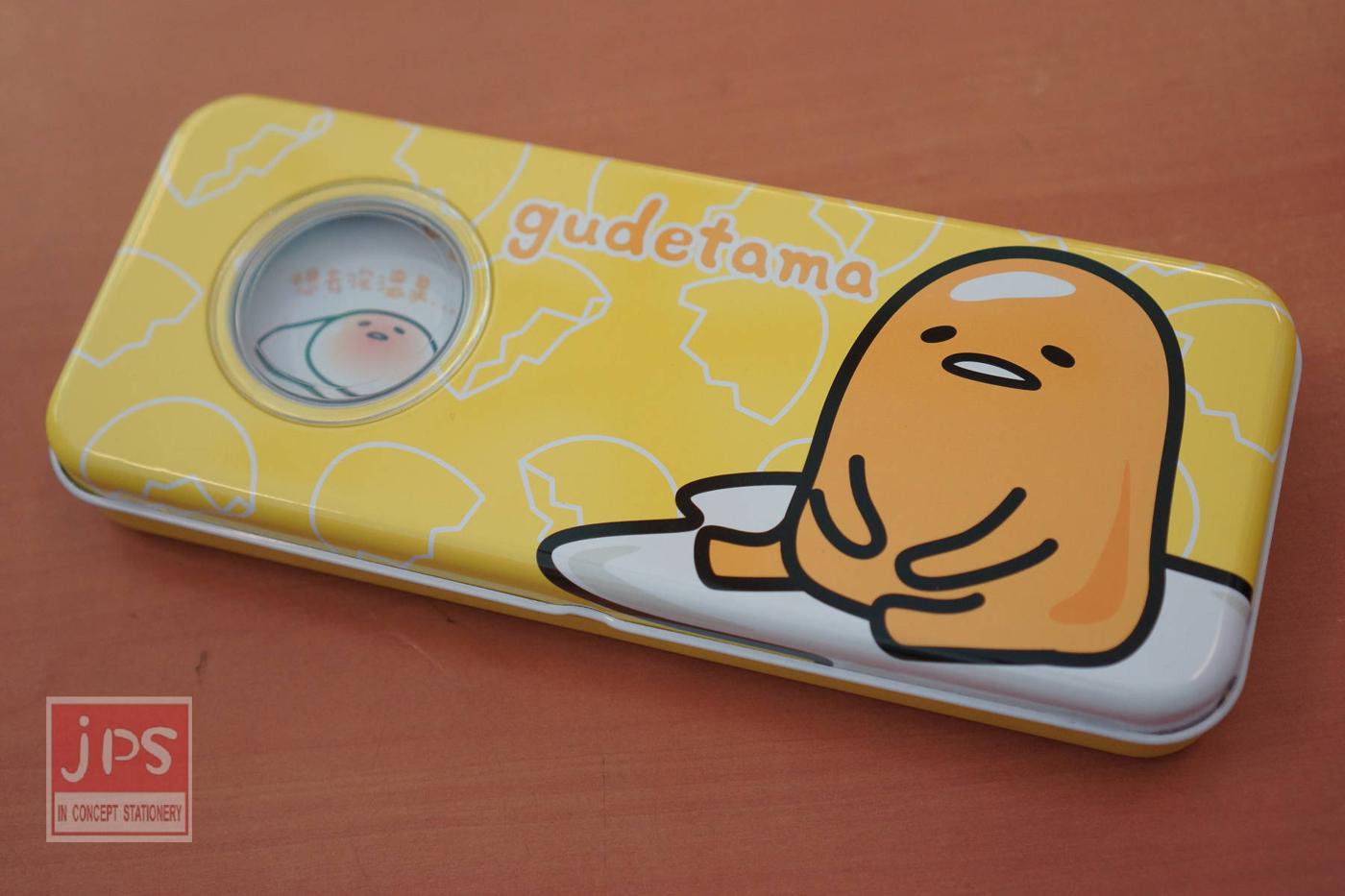 蛋黃哥 開窗筆盒(坐)