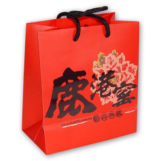 鹿港窯-3號手提袋;尺寸:18x10x20cm