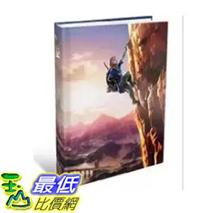 106美國直購薩爾達The Legend of Zelda:Breath of the Wild:The Complete Official Guide Collector s Edition Hardcover