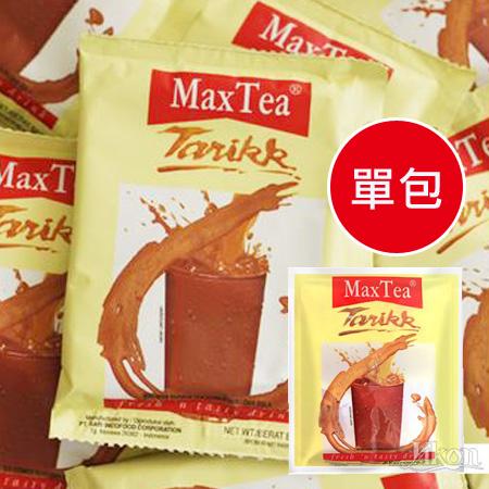 超人氣 印尼 MaxTea 印尼拉茶 單包 25g 美詩泡泡奶茶 奶茶 沖泡飲品
