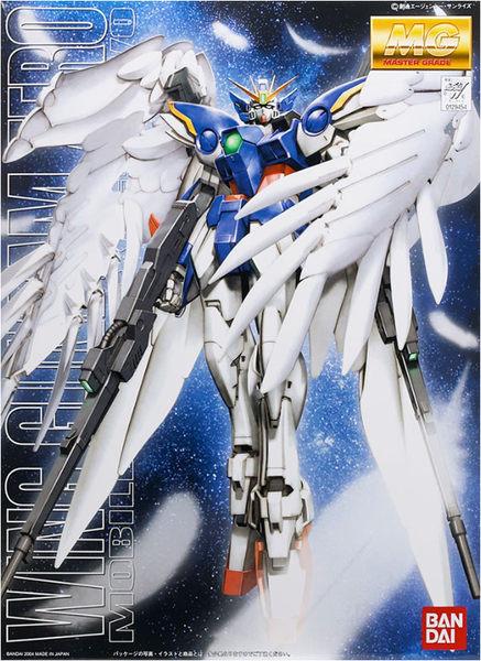 鋼彈模型 MG 1/100 飛翼鋼彈零式 天使鋼彈 TOYeGO 玩具e哥