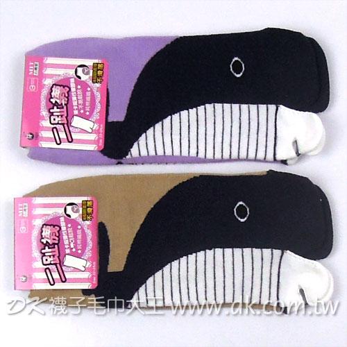日式 鯨魚款 二趾襪 木屐襪 足袋  ~DK襪子毛巾大王