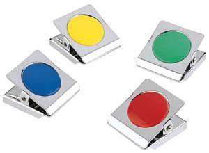 COX 彩色磁夾 SIZE:M (MS-400 )