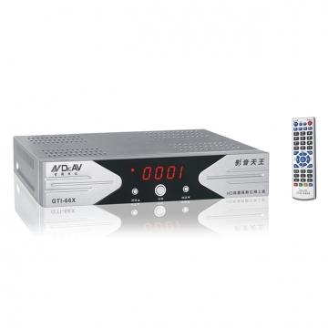鉦泰生活館Dr.AV HD高畫質數位機上盒GTI-66X