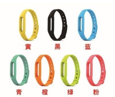 小樺資訊全新馬卡龍繽紛色彩小米手環替換腕帶手環帶炫彩腕帶錶帶多色挑選替換帶