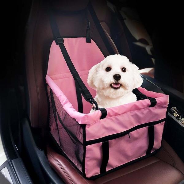 毛小孩汽車寵物安全座墊狗狗安全座椅寵物墊防止跑動暈車寵物座椅寵物座墊防水保護墊